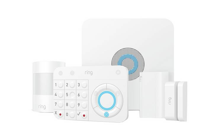 Ring 5 Piece Alarm Security Starter Kit