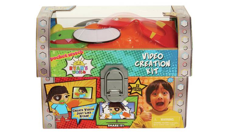 Buy Ryans World Video Creation Kit Playsets And Figures Argos