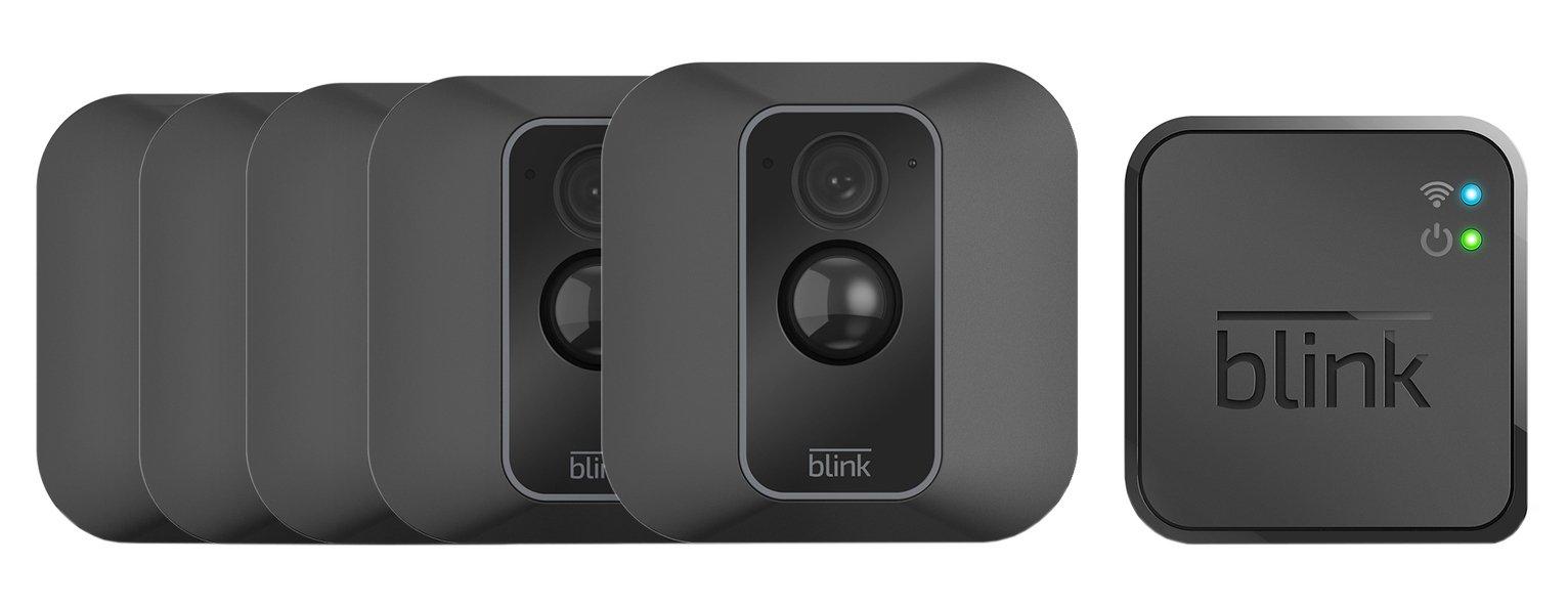 Blink XT2 Five Camera System