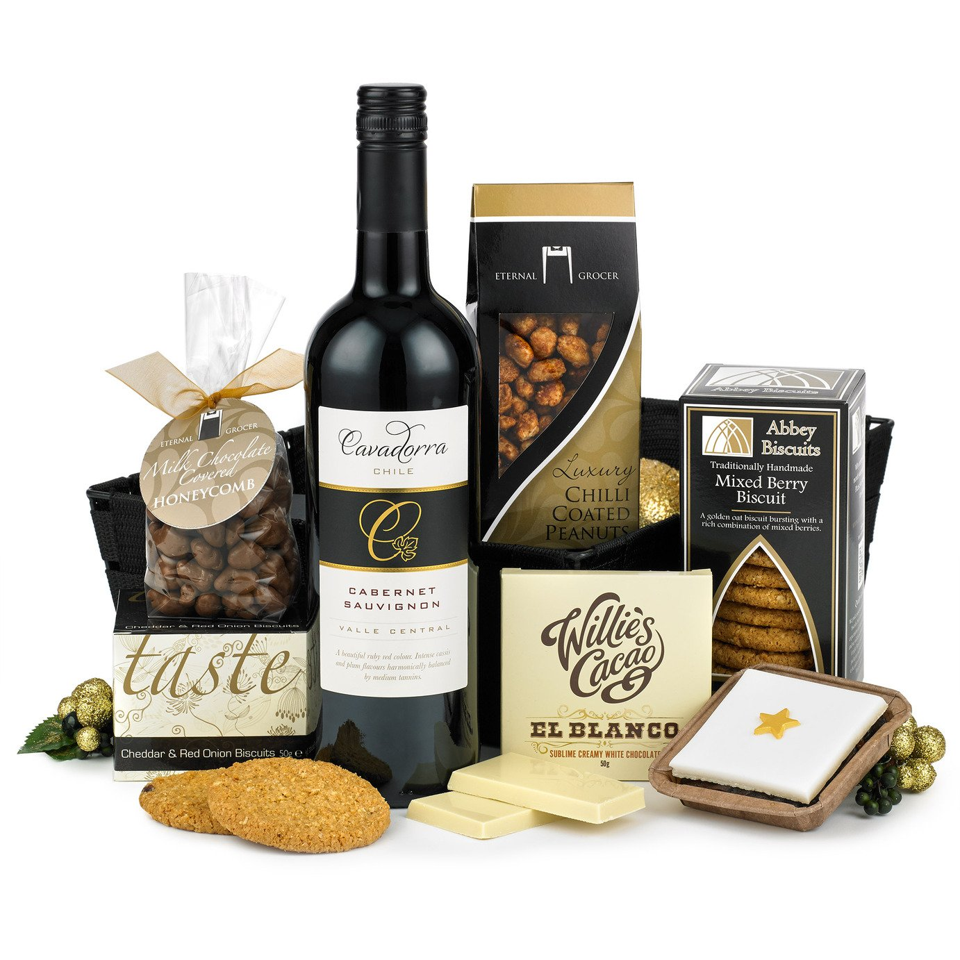 Hampers of Distinction The Celebration Hamper