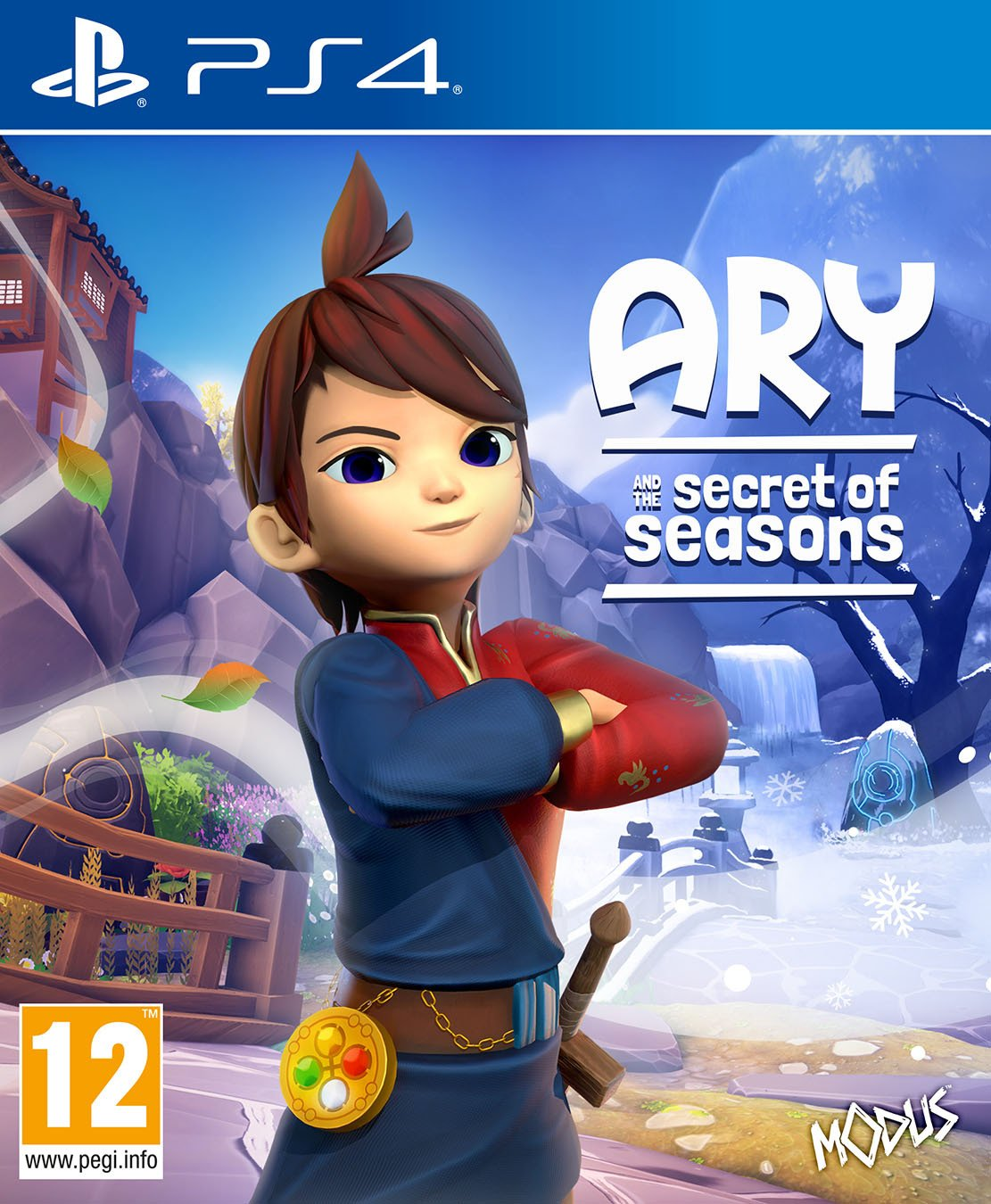 Ary and the Secret of Seasons PS4 Pre-Order Game