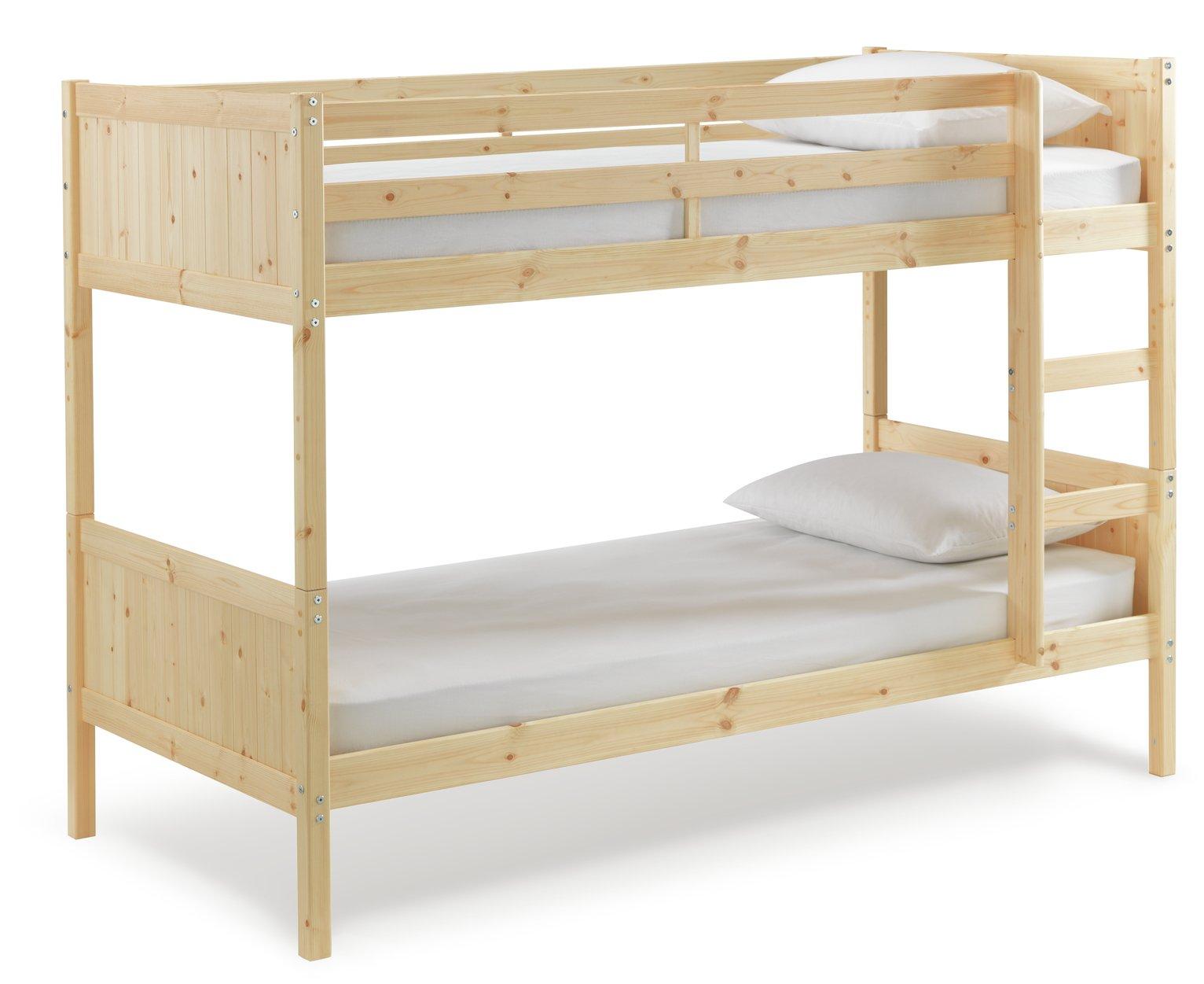 Habitat Detachable Bunk Bed Frame - Pine