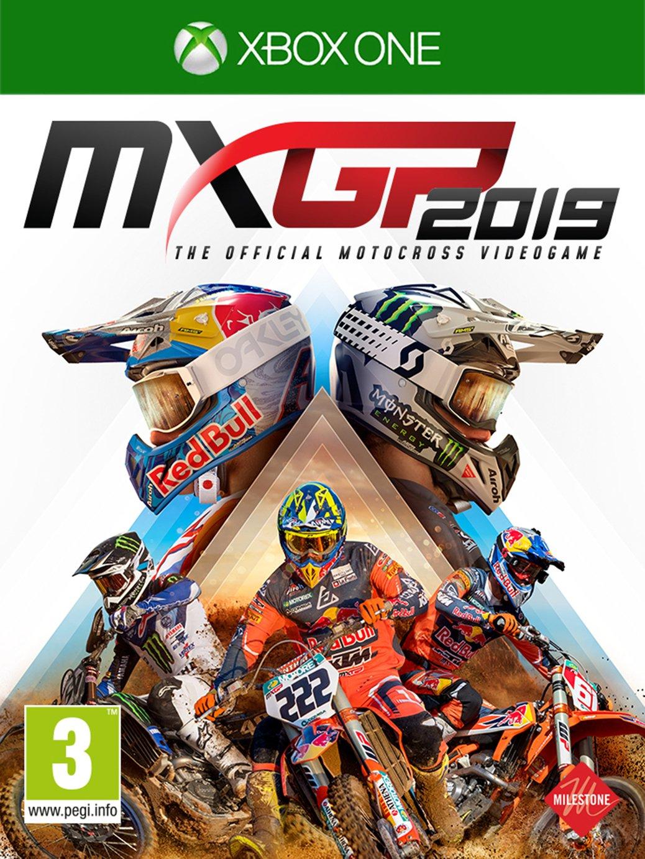 MXGP 2019 Xbox One Pre-Order Game