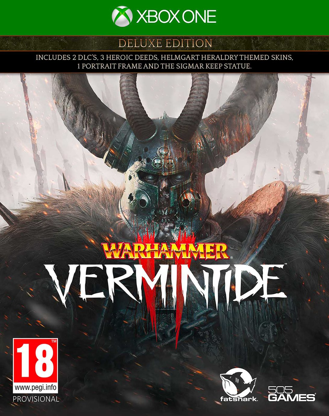 Warhammer: Vermintide 2 Deluxe Edition Xbox One Game