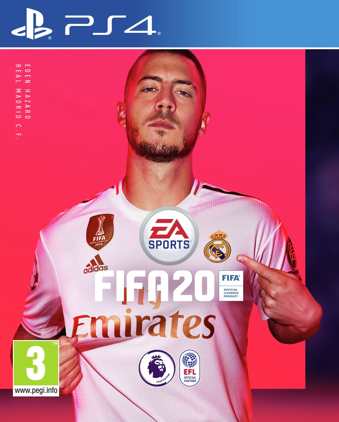 FIFA 20 PS4 Pre-Order Game