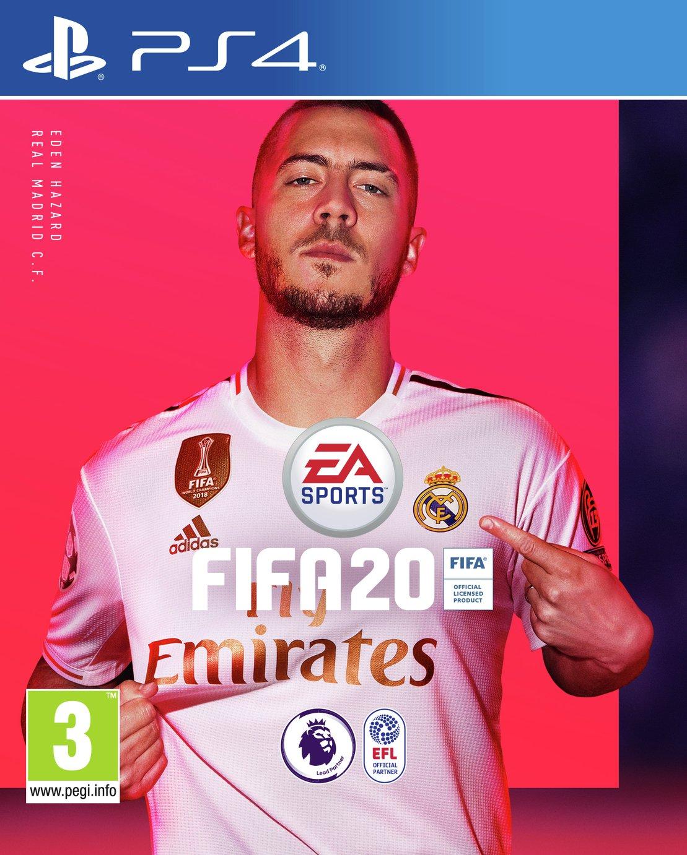 FIFA 20 PS4 Pre-Order Game