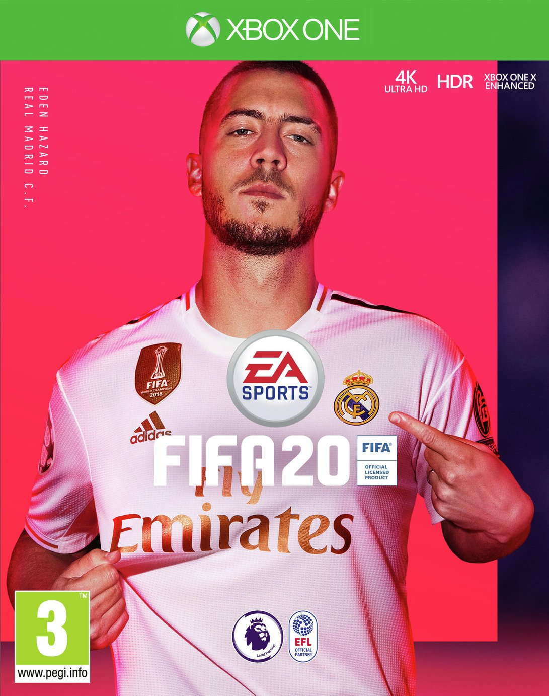 FIFA 20 Xbox One Pre-Order Game