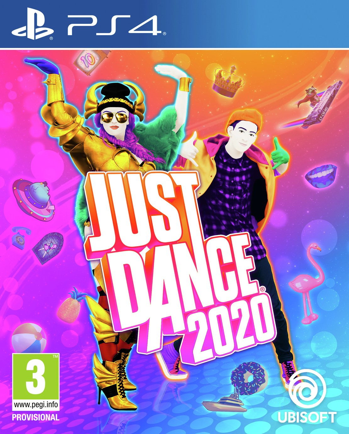 Just Dance 2020 PS4 Pre-Order Game