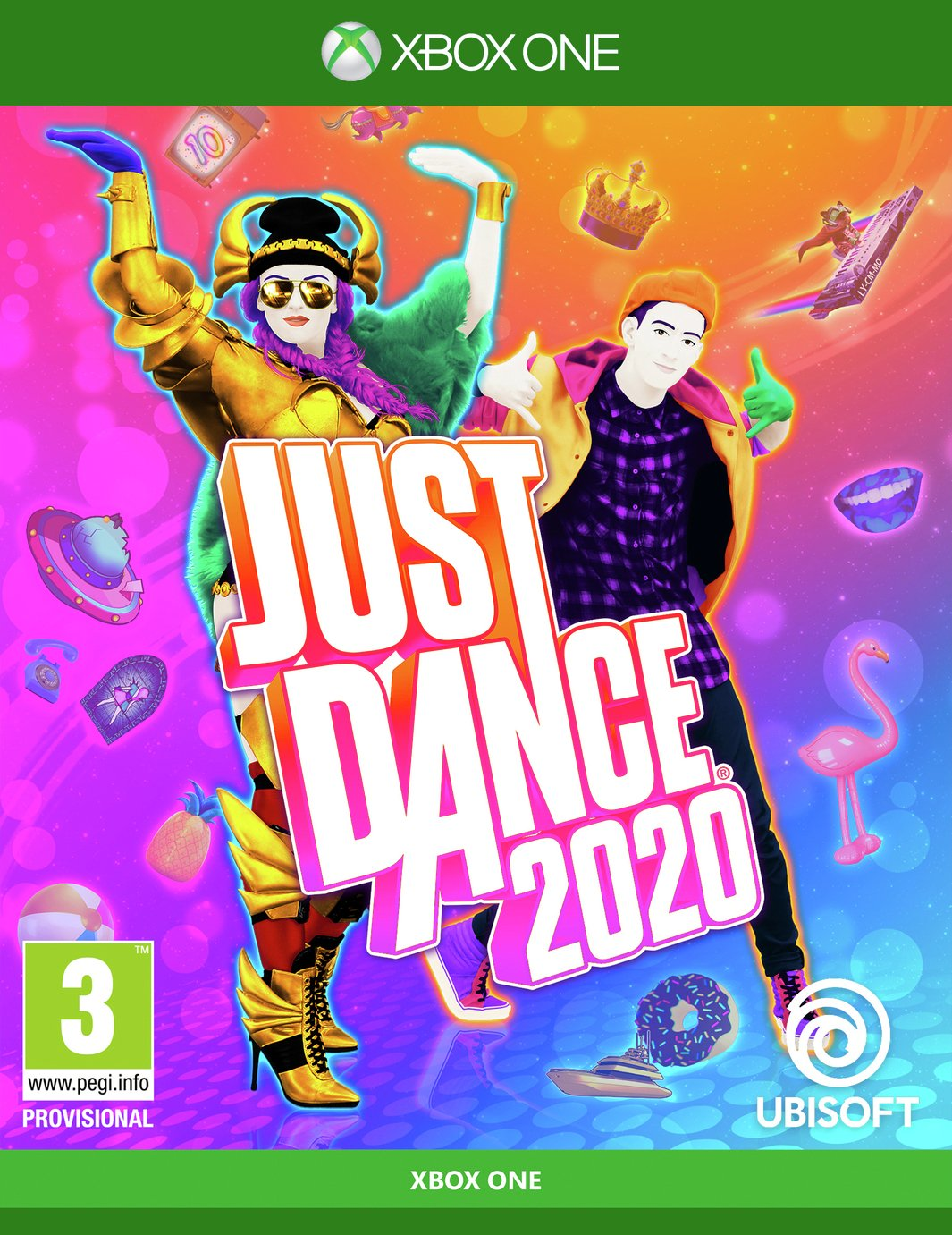 Just Dance 2020 Xbox One Pre-Order Game