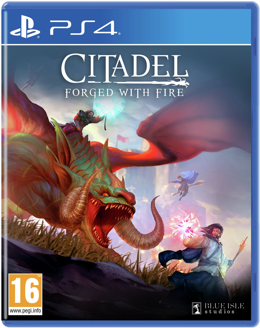 Citadel: Forged with Fire PS4 Pre-Order Game