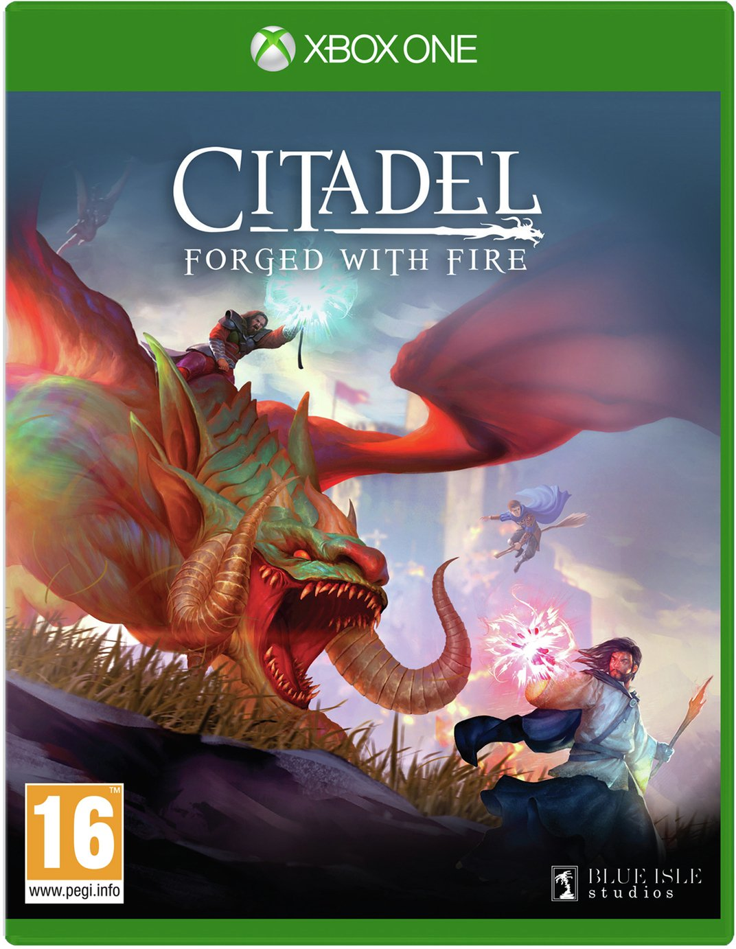 Citadel: Forged with Fire Xbox One Pre-Order Game