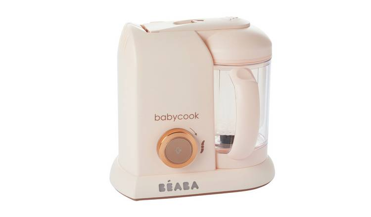 Beaba Babycook Solo Rose Gold Limited Edition Food Maker