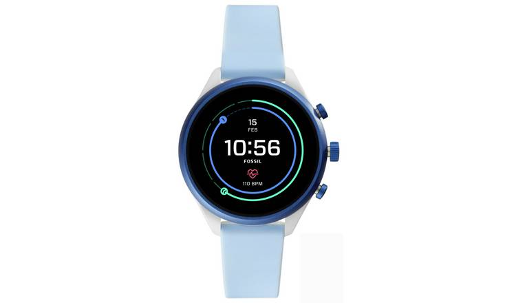 Fossil Sport Smart Watch - Blue