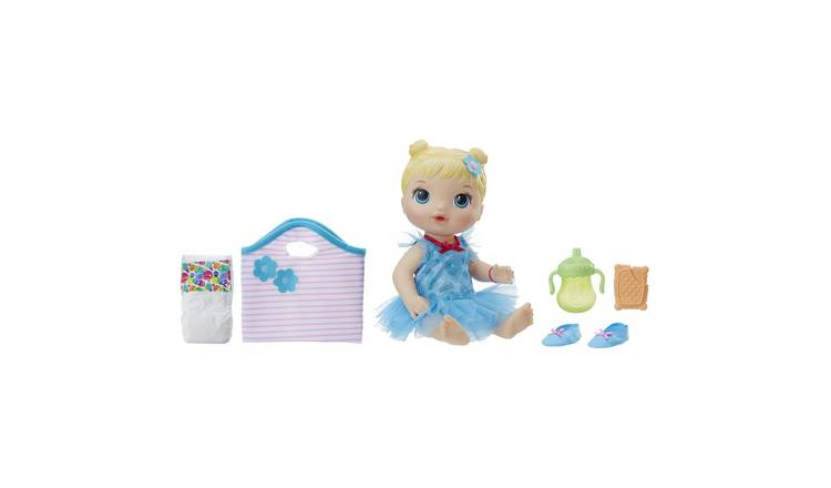 Buy Baby Alive Dance Time Baby Doll Dolls Argos