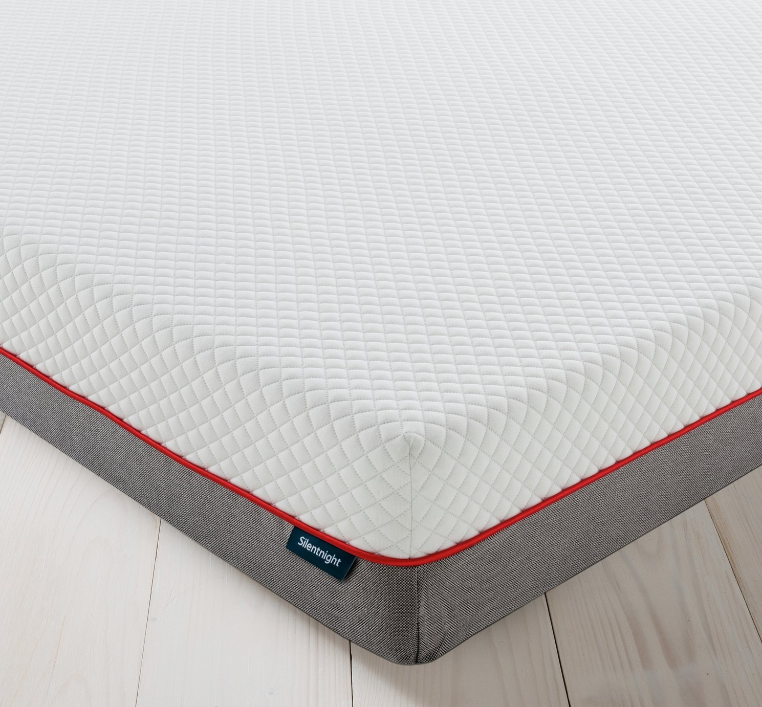Silentnight Responsive Memory Double Mattress