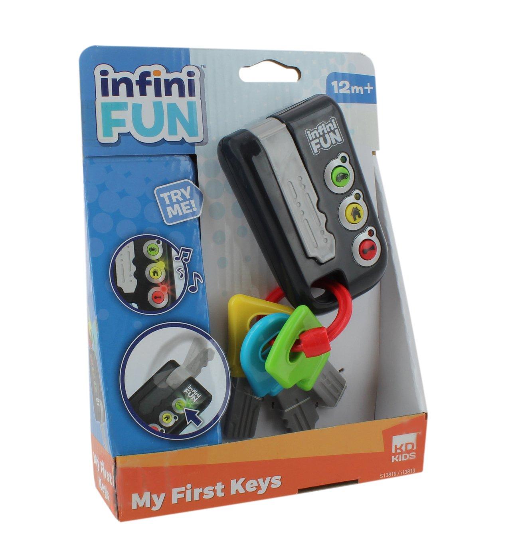 Infinifun My First Keys