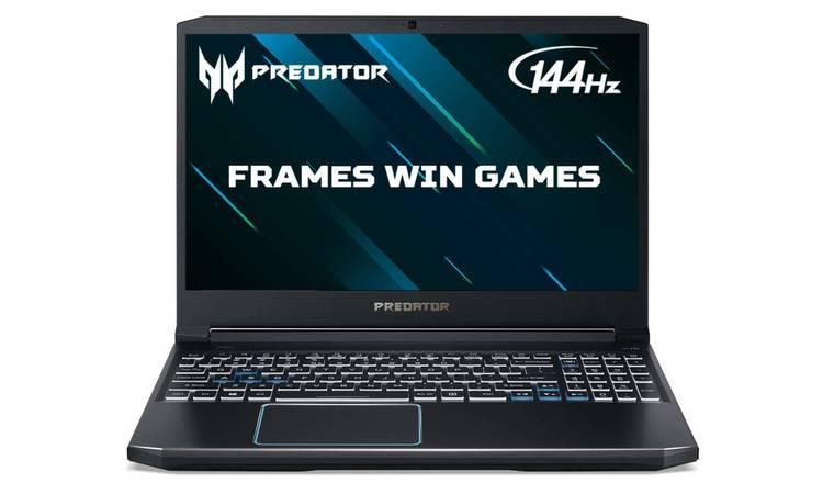 Buy Predator Helios 300 I5 8gb 256 1tb Gtx1660ti Gaming Laptop Gaming Laptops And Pcs Argos