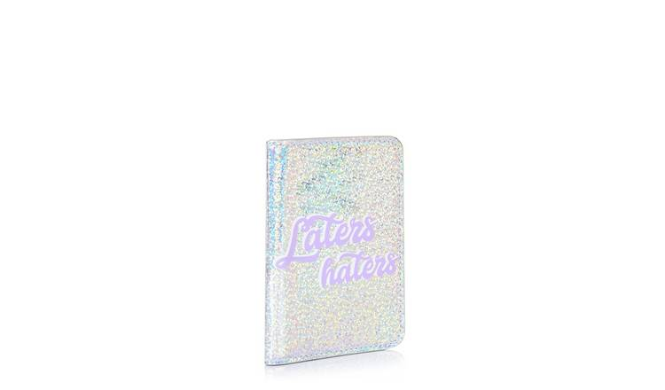 Skinnydip Laters Haters Passport Holder