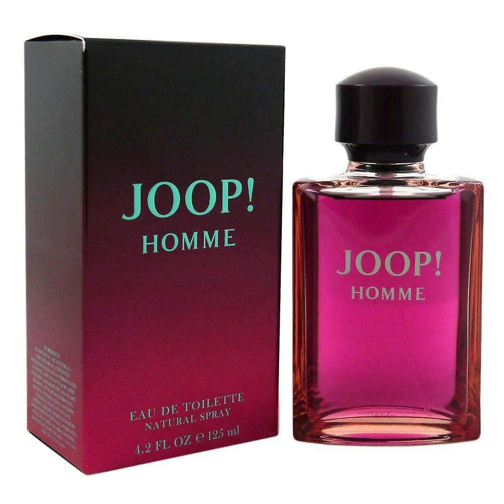 Joop! Homme Eau de Toilette for Men - 125ml