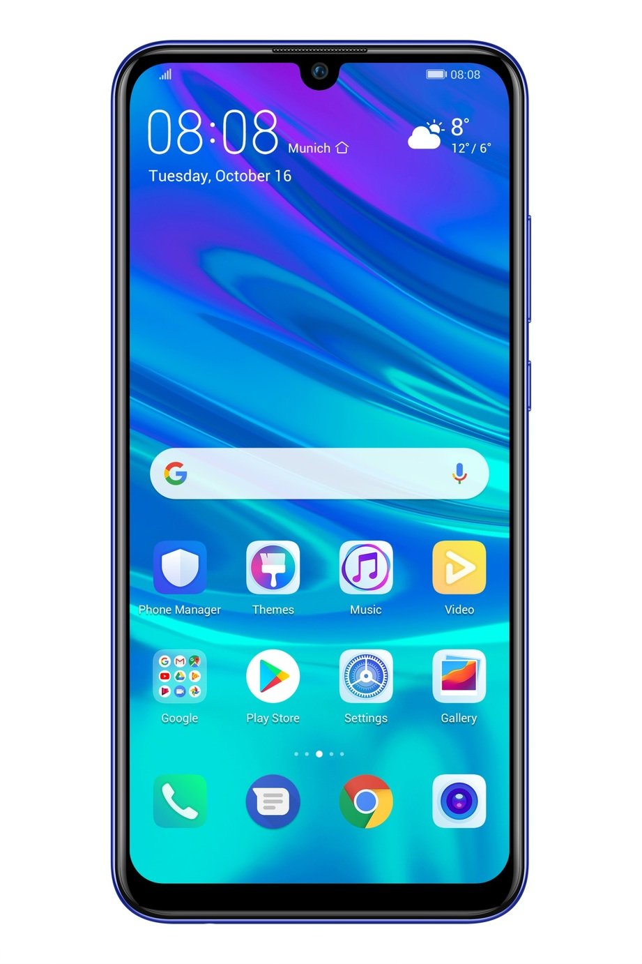 HUAWEI P Smart+ 2019 64 GB 6.21 inch FHD+ Dewdrop FullView Smartphone with Ultra-Wide Triple Camera, Android Sim-Free Mobile Phone, 3400 mAh Large Battery, UK Version, Starlight Blue Best Price and Cheapest