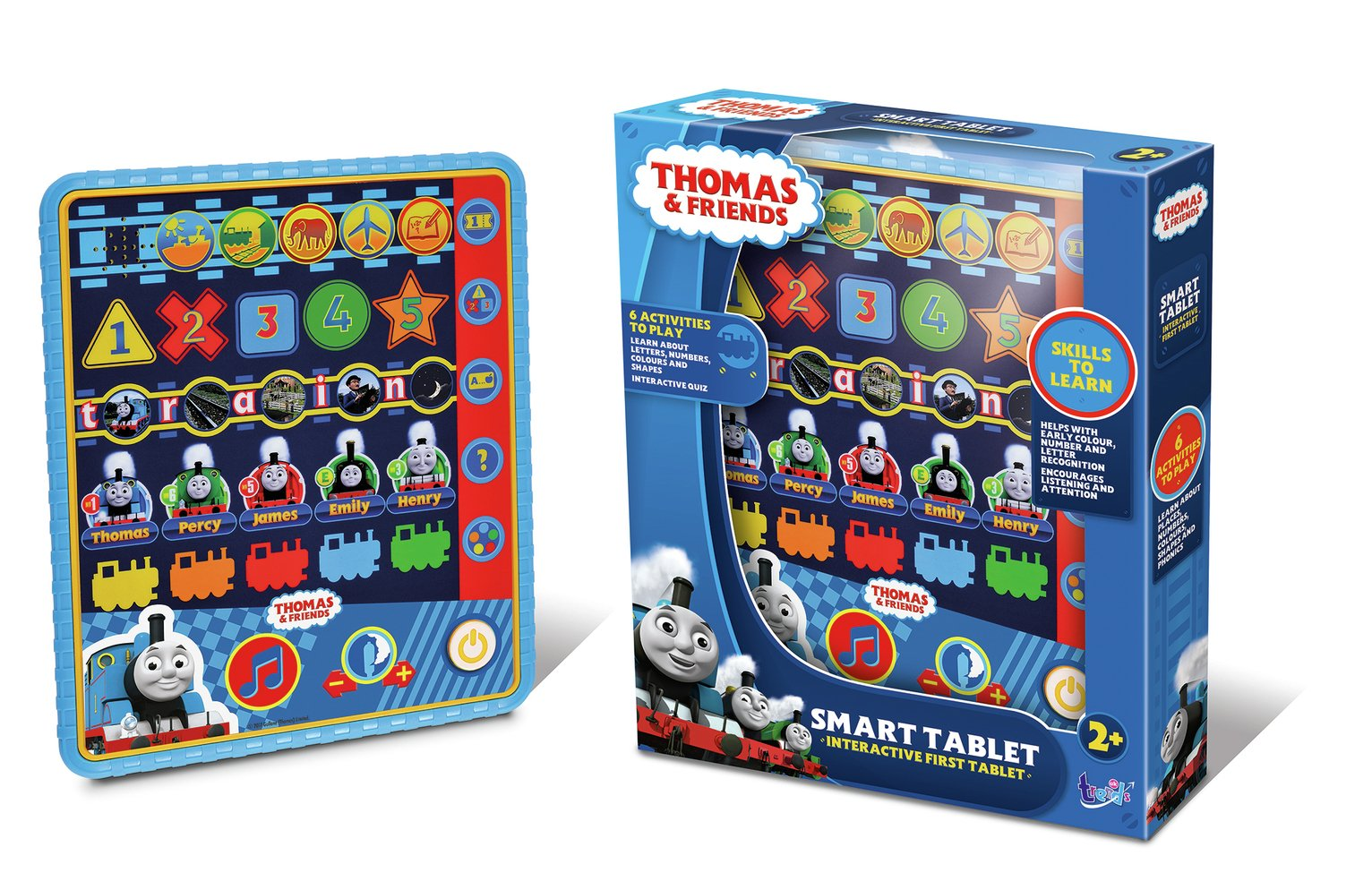 Thomas and Friends Smart Tablet