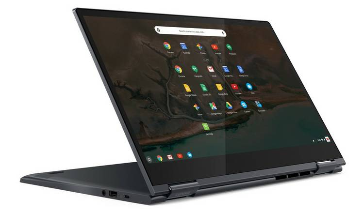 Lenovo Yoga C630 i3 8GB 64GB FHD 2-in-1 Chromebook - Blue