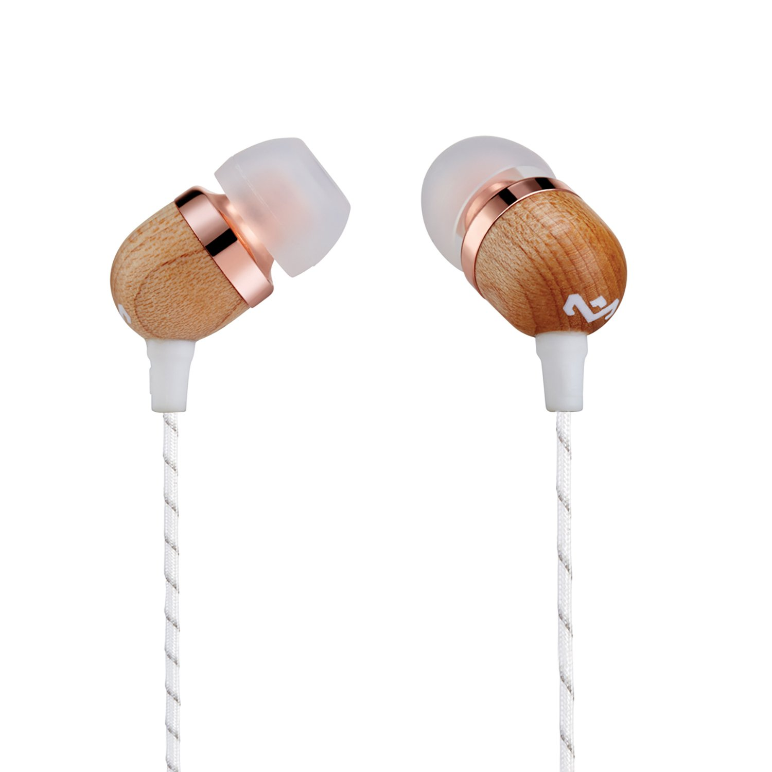 Marley Smile Jamaica In-Ear Wired Headphones - Copper