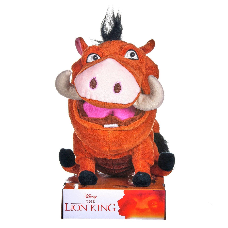 Disney Lion King Parping Pumba 25cm Soft Toy