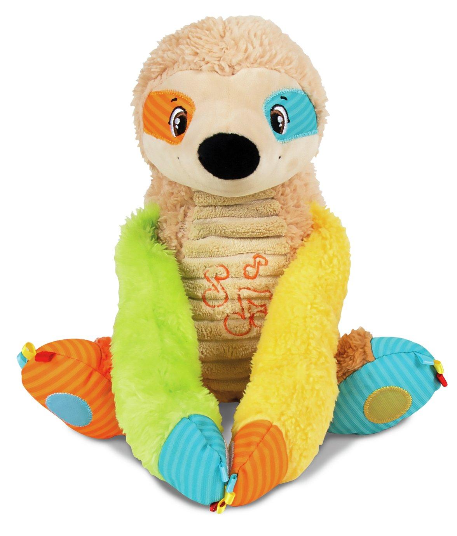 Baby Clementoni Sloth Soft Toy