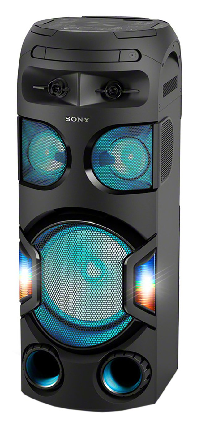 Sony MHC-V72D High Power Music System with Lighting Effects