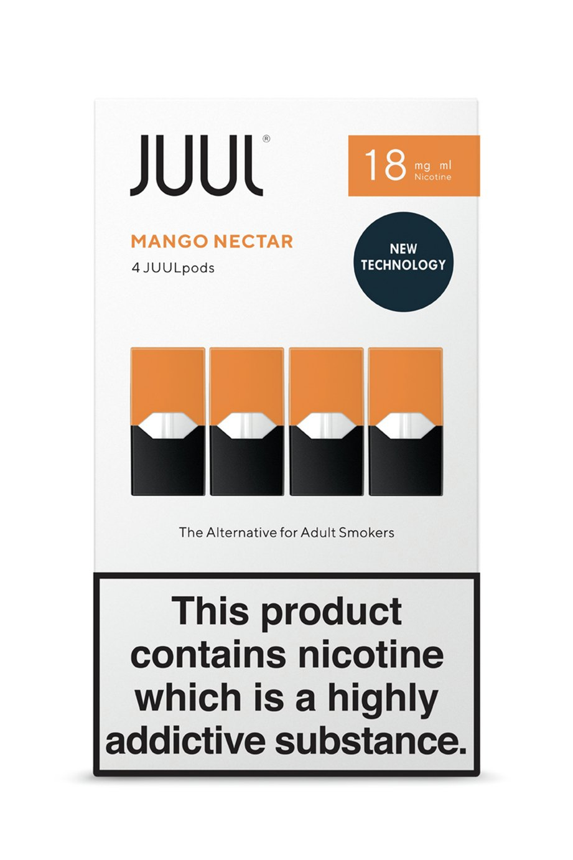 JUUL Mango Nectar PODs 18mg