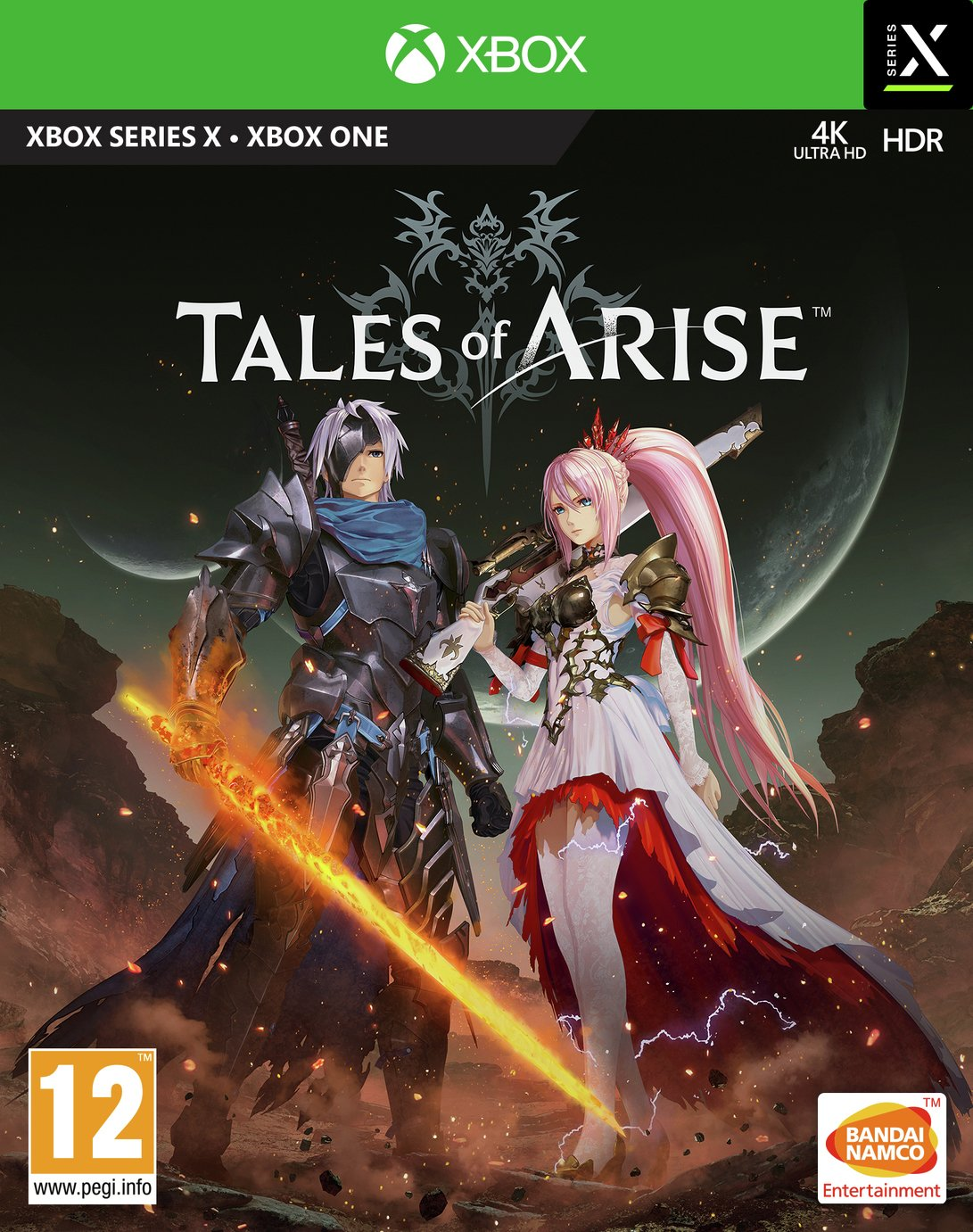 Tales of Arise Xbox One Pre-Order Game