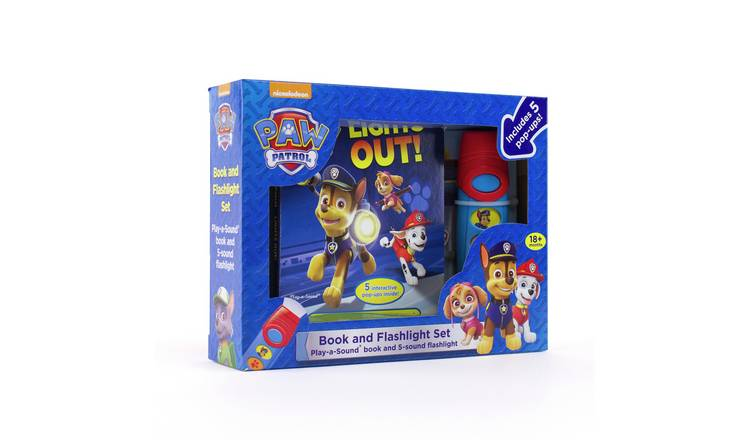 PAW Patrol  Little Flashlight