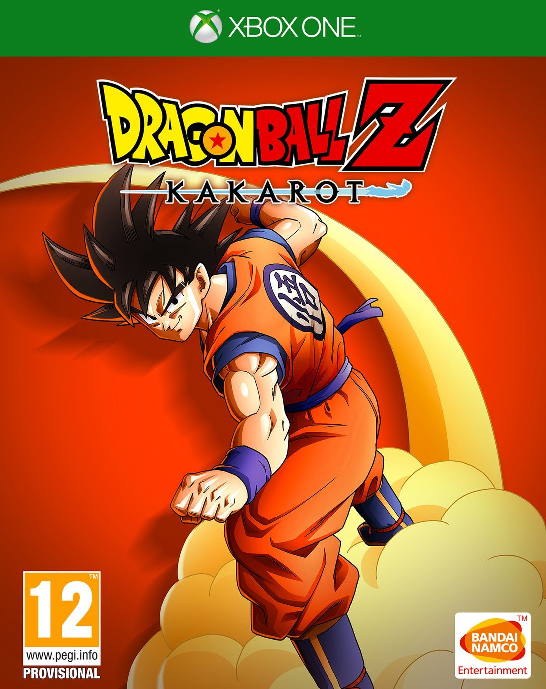 Dragon Ball Z Kakarot Xbox One Pre-Order Game