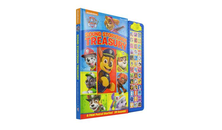 PAW Patrol Sound Story Treasury