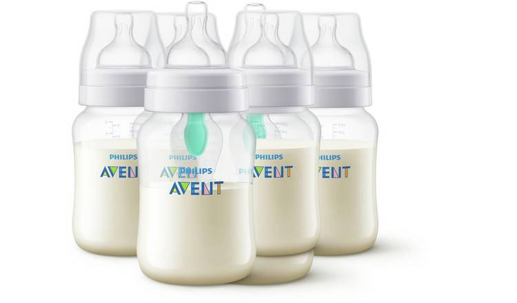 Philips Avent AirFree Vent Anti-Colic 9oz 1month+ - 3 Pack
