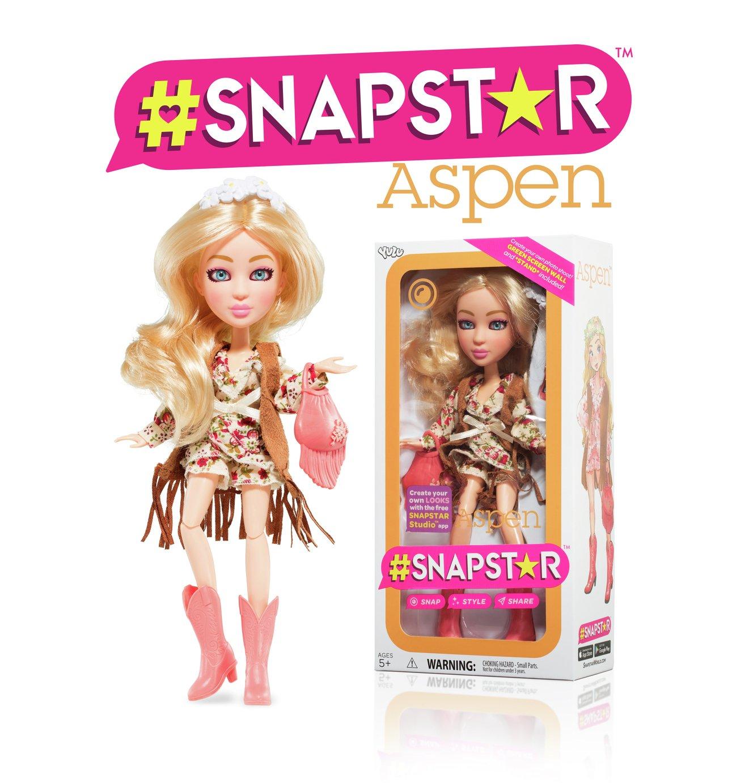 Snapstar Aspen Doll