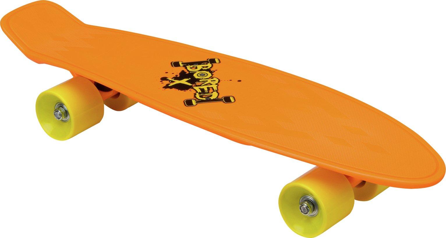 Bored Neon X Cruiser Skateboard
