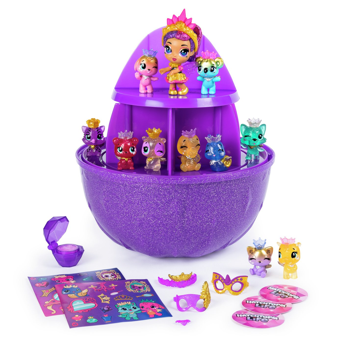 Hatchimals CollEGGtibles Mega Secret Surprise