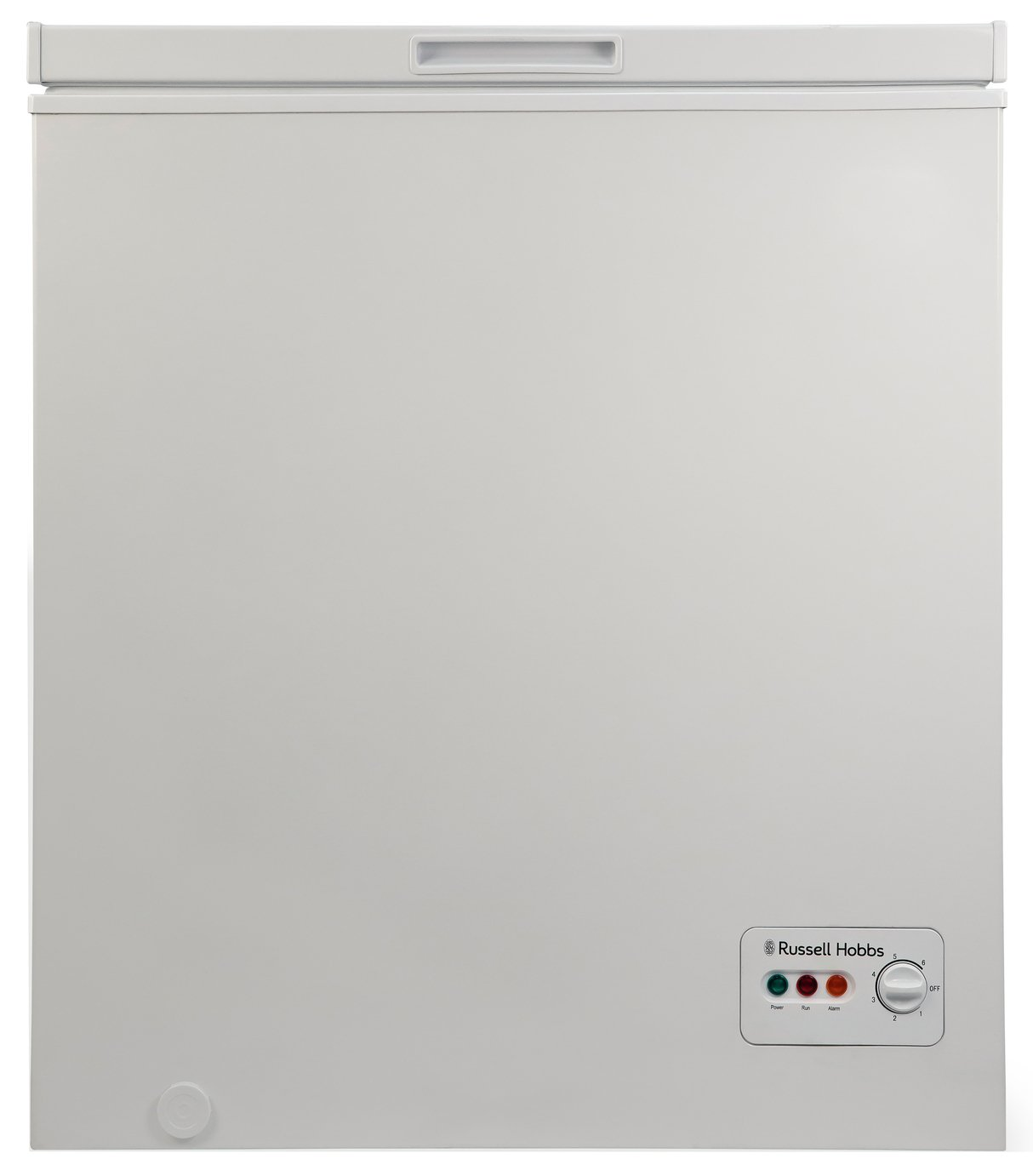 Russell Hobbs RHCF150 Chest Freezer - White Best Price, Cheapest Prices
