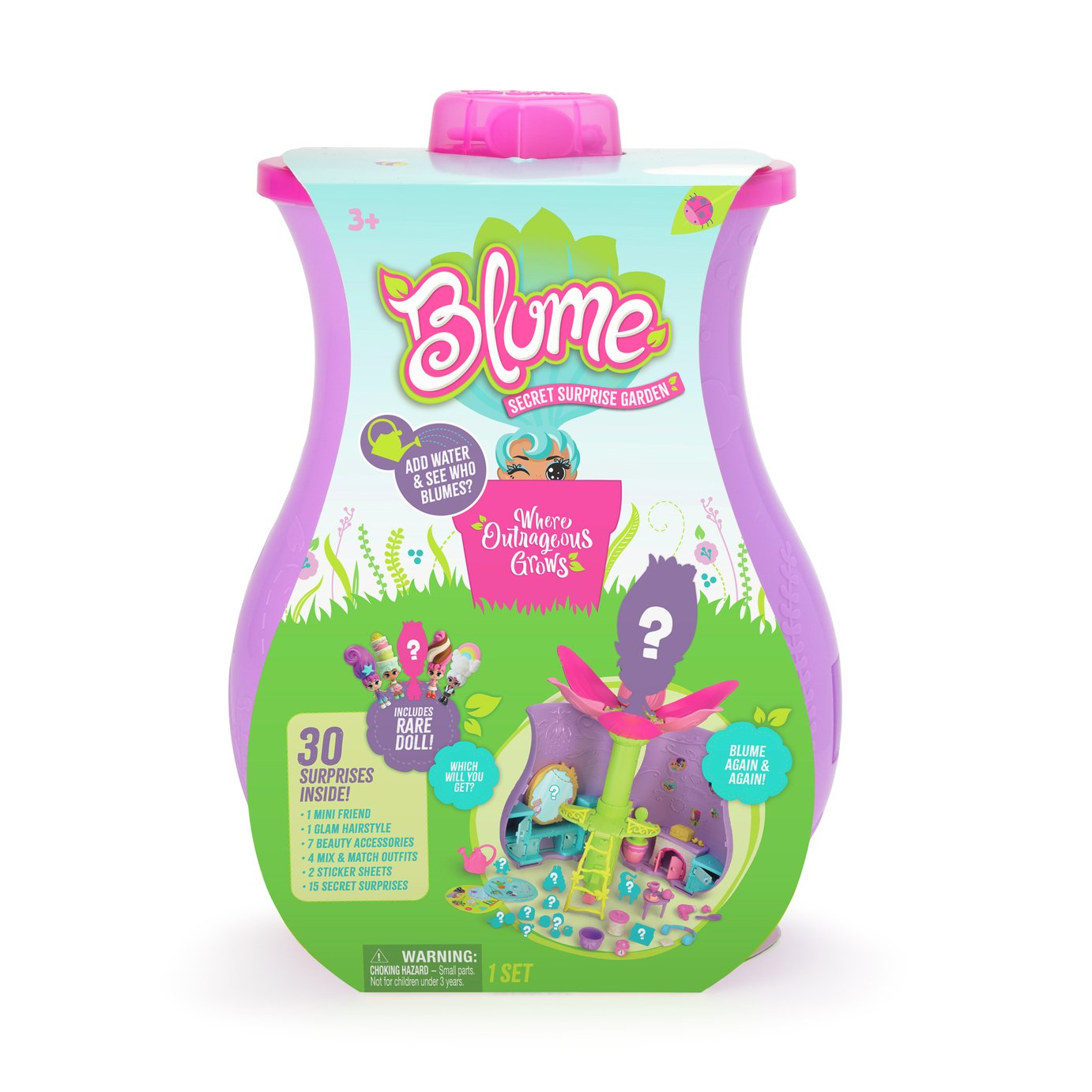Deluxe Blume Doll