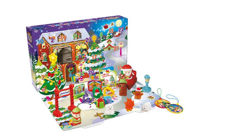 VTech Toot-Toot Advent Calendar
