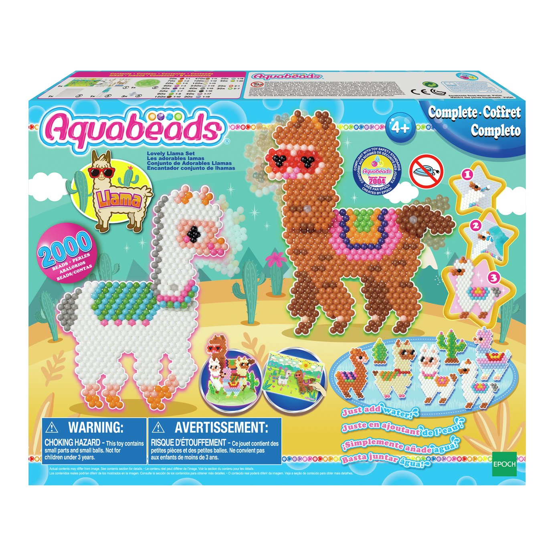 Aquabeads Llama Set