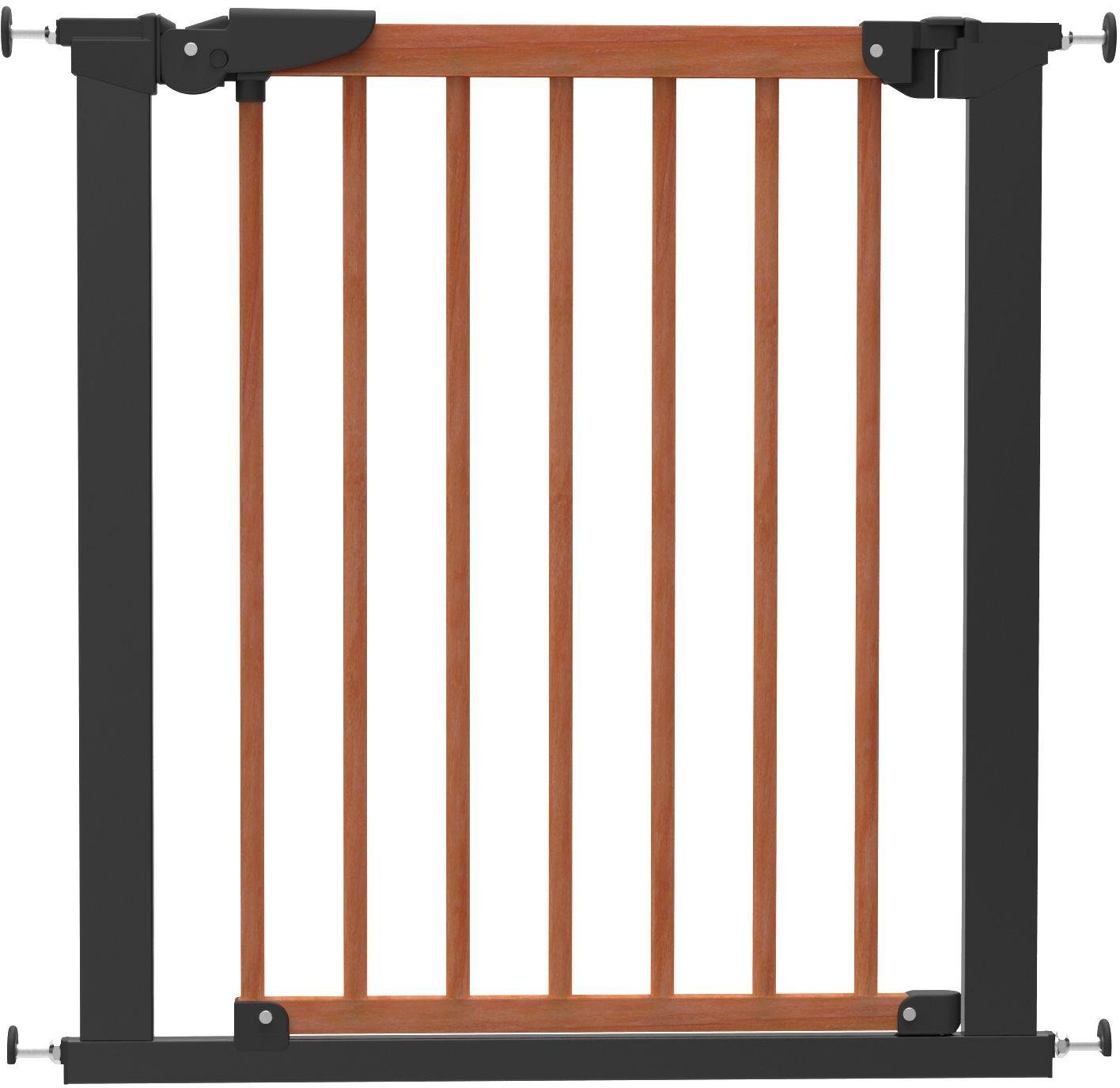 Image of BabyDan - Avantgarde Pressure Fit Safety Gate - Cherry Black