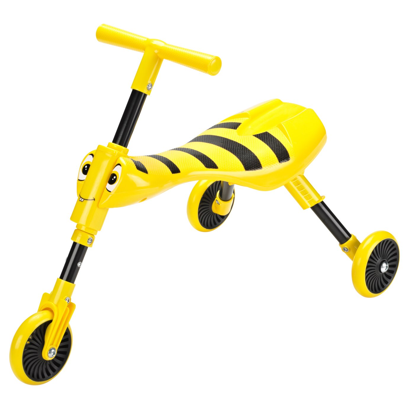 Scuttlebug Bumblebee Ride On - Yellow and Black