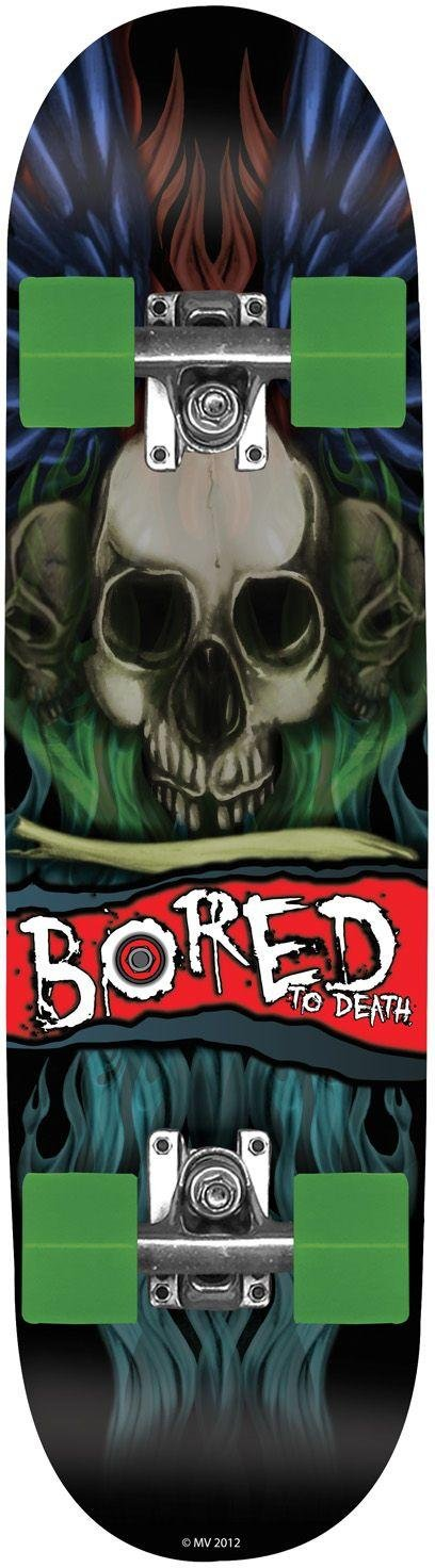 Image of Bored - to Death Skateboard