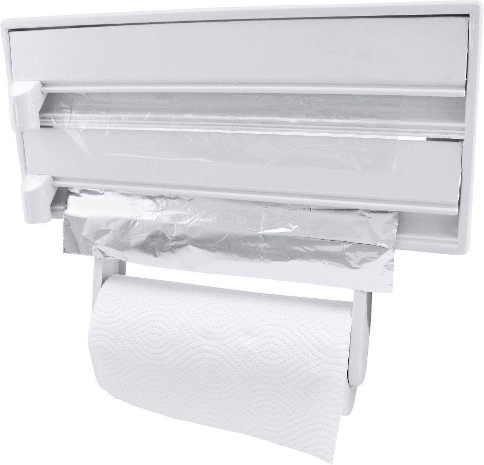 Image of HOME - Paper, Foil and Clingfilm Dispenser - White