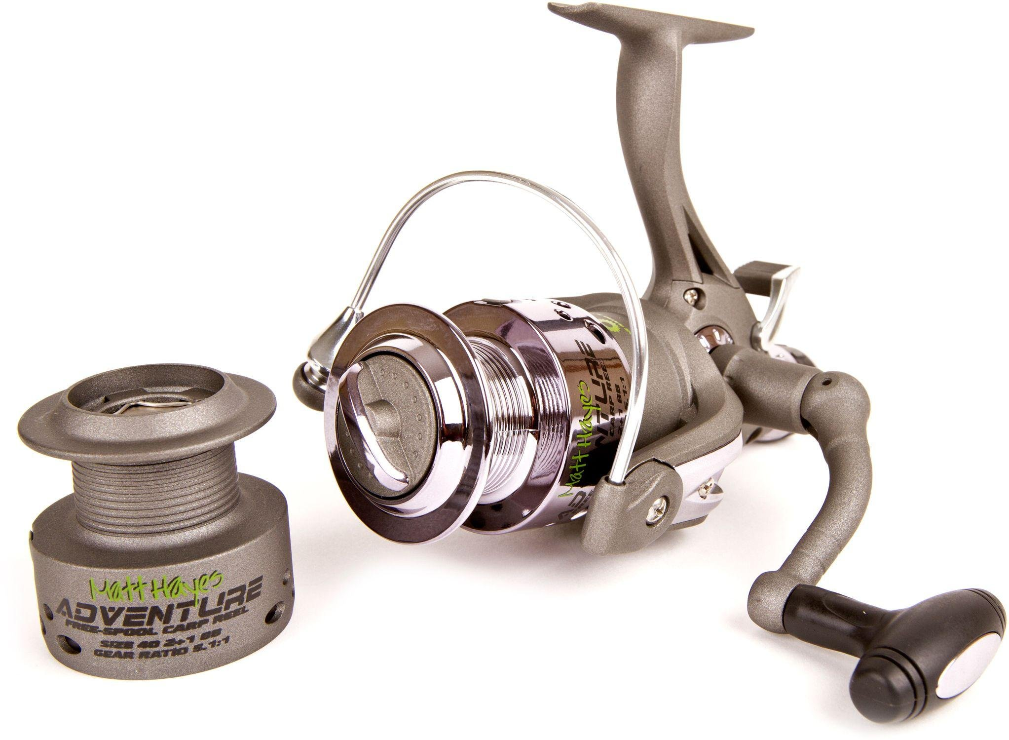 Matt Hayes Carp Fishing Reel - Size 40