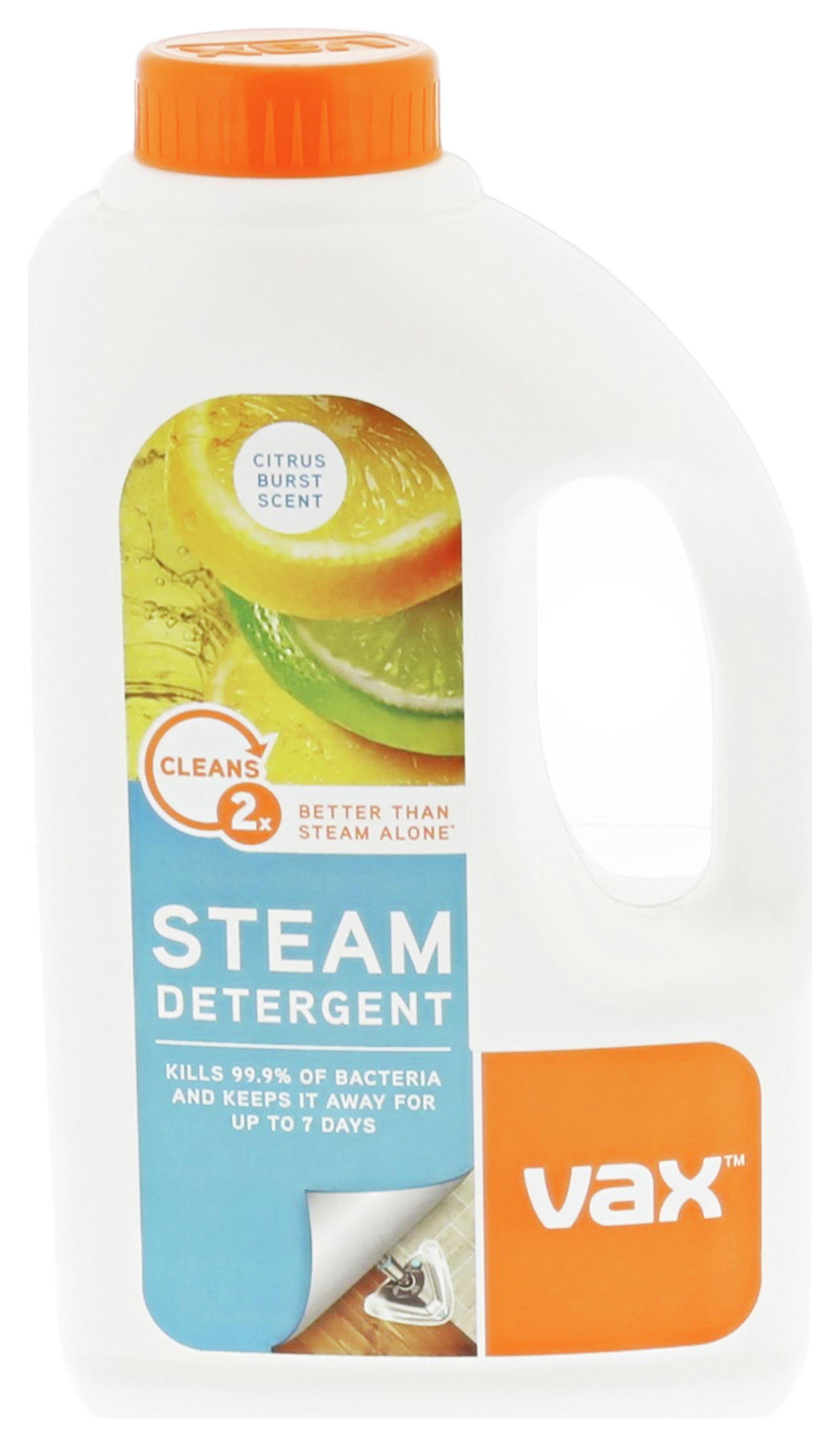 Vax Citrus Burst 1L Steam Detergent