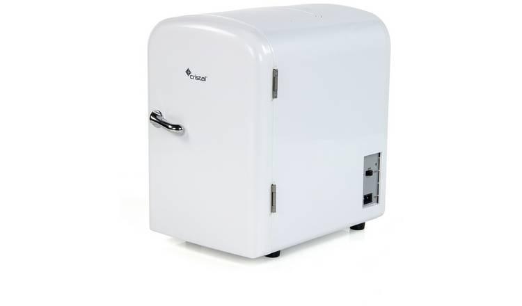 Buy 4 Litre White Mini Travel Fridge | Mini fridges | Argos